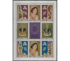 90525) ISOLE COOK 1978 Silver Jubilee BF MNH** - Cook