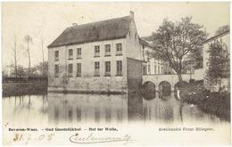 BEVEREN-WAES - Oud Geestelijkhof - Hof Ter Welle - Beveren-Waas