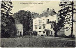 QUAREMONT - Kluisbergen - L' Ancien Château - Cliché G. Gyselynck - Kluisbergen