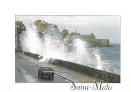 Saint-Malo, 1996 ( Tempête D'équinoxe Sur Le Sillon ) - Saint Malo