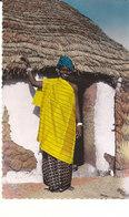 CPSM A.E.F. - TCHAD : JEUNE FEMME FOULBE - Tchad