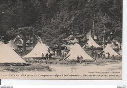 Peira-Cava - Campement Alpin à La Cabanette - France