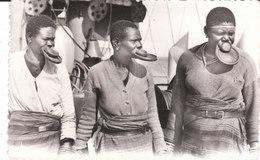 CPSM CENTRAFRIQUE : FEMMES à PLATEAUX - Centrafricaine (République)