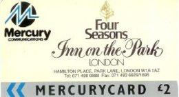 MERCURY : MER063 2 Inn On The Park (071-) USED - Royaume-Uni