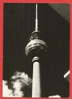 Berlin - Hauptstadt Der DDR, Fernseh- Und UKW-Turm Der Deutschen Post Berlin - Deutschland