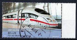 BRD Mi. Nr. 2561 O Rand Rechts (A-2-38) - Gebraucht