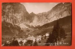 VARR-05 Loèche-les-Bains Et La Gemmi,Sepia Circulé 1935 Phototypie 6397 - VS Valais