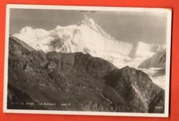 VARR-13 Anniviers. Zinal, Le Rothorn. Circulé 1934. Perrochet-M. 10359 - VS Valais