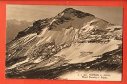 VARR-14 Montana Sur Sierre Mont Bonvin Et Les Alpes. Non Circulé Ruedi Et Jullien 6811 - VS Valais