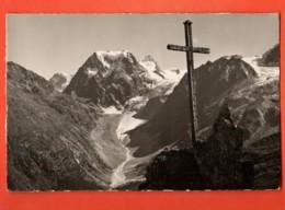 VARR-15 Arolla Hérens Alpe De Praz Gras, Mont Brulé Mont Collon. Non Circulé. Gygerr 9186 - VS Valais