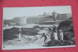 35 Saint Malo Le Chateau Animée NV - Frankrijk