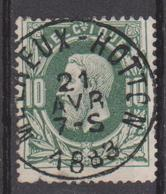 N° 30 MELREUX-HOTTON  1883 - 1869-1883 Léopold II