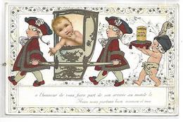 PUBLICITE - Farine NESTLE - BEBE - Werbepostkarten