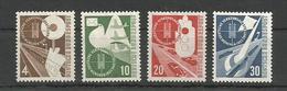 GERMANY DEUTSCHLAND 1953 TRANSPORT EXHIBITION MUNICH UNUSED - [7] West-Duitsland