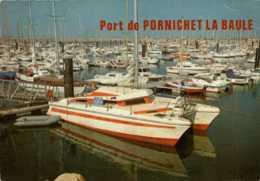 Dep 44 , Cpm PORNICHET-LA BAULE , 9 , Port De Plaisance (D09.4287) - Pornichet