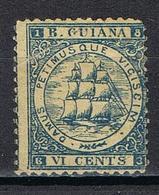 COLONIES ANGLAISES-GUYANE 30 - British Guiana (...-1966)