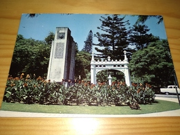 """Postal, Postcard,  """"Entrada Do Jardim Vasco Da Gama, Lourenço Marques"""" Moçambique - Mosambik"""
