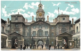 Horse Guards London Postmark 1905 - Wildt & Kray - London