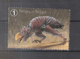 Belgique 2018 - Animal Préhistorique - Obl/gest/used - Bélgica