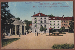 SLOVENIA, ROGASKA SLATINA SPA PICTURE POSTCARD 1920 - Slovenia