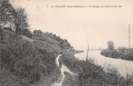 44 - LE CELLIER - Le Coteau, La Loire Et Les Iles - Le Cellier