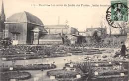 44 - NANTES - Les Serres Du Jardin Des Plantes.  Jardin Botanique - Nantes