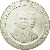Monnaie, Espagne, Juan Carlos I, Barcelona Olympics, 2000 Pesetas, 1992, Madrid - [ 5] 1949-… : Royaume
