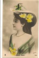 Rosette GALIETTI  Femme Photo ARJALEW Chapeau - Künstler