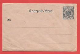 Enveloppe Timbrée ( Format: 12,5 X 9 Cm ) ROHRPFT=BRIEF Reichspost PF.30 PF.  Voir Photo - Deutschland