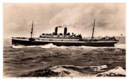 S.S. Bremen , Norddeutscher Lloyd Line - Steamers