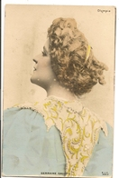 Germaine GALLOIS  OLYMPIA Chanteuse Opérette Artiste Femme Photo REUTLINGER - Künstler