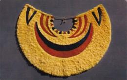 Hawaii Honolulu Bishop Museum Hawaiian Feather Cape - Honolulu