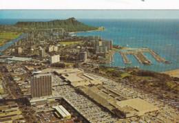 Hawaii Honolulu And Waikiki Aerial View - Honolulu