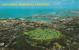 Hawaii Honolulu National Mamorial Cemetery Of The Pacific - Honolulu