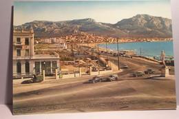 MARSEILLE    - Promenade De La Corniche -Rond-Point De La Plage  - ( Pas De Reflet Sur L'original ) - Endoume, Roucas, Corniche, Stranden