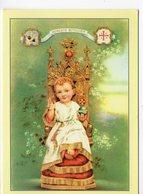 Piccolo Calendario Small Calendar Pet Calendrier Kleiner Kalender  Bambin Gesù E Betlemme - Calendars