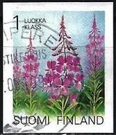Finland 1992 - Flowers : Fireweed ( Mi 1193 - YT 1155 ) - Finlande