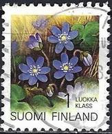 Finland 1992 - Flowers : Liverwort ( Mi 1164 - YT 1130 ) - Finlande