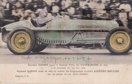 Raymond Sommer Gagne Le Grand Prix De Comminges En 1935 - Evénements