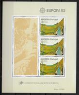 MADERE  PORTUGAL  BF 4 * * ( Cote 15e ) Europa Reseau D Irrigation - Protection De L'environnement & Climat