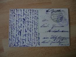 """Belgique Ostende Armee Allemande Aviation  Brieftauben Abteilung  """"o"""" Feldpostamt Des Marine Korps - Weltkrieg 1914-18"""