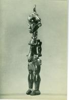 CP Statue D'ancêtre Féminin Bena Lulua  Musée Royal Du Congo Belge VI Vers 1960 - Belgique