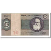 Billet, Brésil, 10 Cruzeiros, UNDATED (1970-80), KM:193b, SUP - Brésil