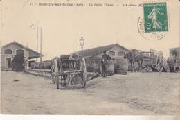 10 Romilly Sur Seine, La Petite Vitesse. Animée, Satée 1912, TB état Edit BF N°27. - Romilly-sur-Seine