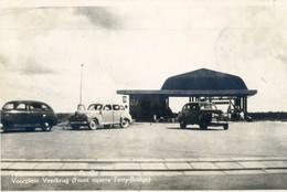 Surinam - Paramaribo - Voorplein Veerbrug - From Square Ferry-Bridge - Surinam