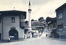 Sarajevo - Mosquée - Bosnia Erzegovina