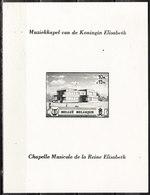 BL14**  Chapelle Musicale - MNH** - COB 10.50 - Vendu à 12.50% Du COB!!!! - Blocs 1924-1960
