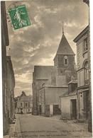53 SAINT DENIS D ANJOU - L'Eglise Et La Grande Rue  205 - Sonstige Gemeinden