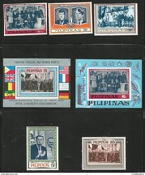 Philippines - 1968 Kennedy Brothers Commemoration MNH **   Sc Unissued - Philippines