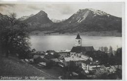 AK 0139  St. Wolfgang Am Wolfgangsee - Verlag Brandt Um 1928 - St. Wolfgang